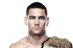 Chris Weidman Headshot Belt