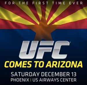 UFC arizona